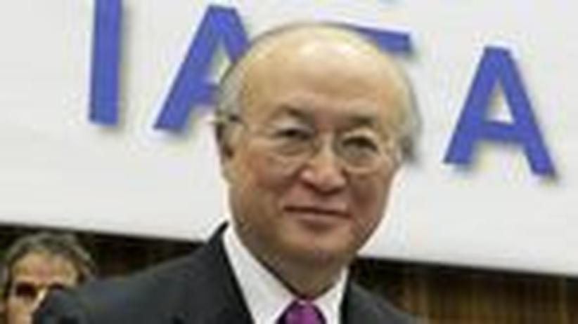 Atomstreit: Neuer IAEA-Chef verschärft Ton gegenüber Iran