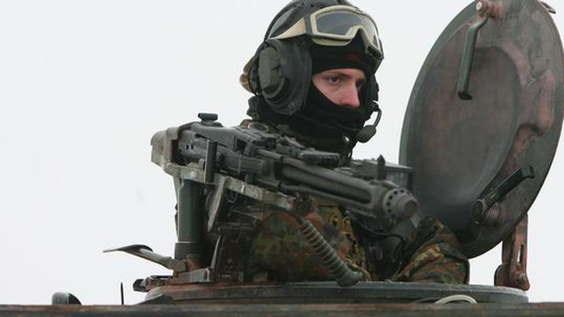 Bundeswehr Ausbildung Afghanistan Letzlingen