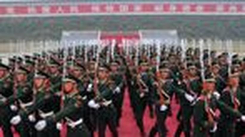 """Chinesischer Nationalismus: """"Der Westen will nicht verstehen"""""""