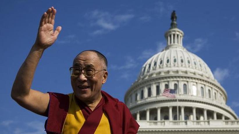 USA-China: Obama empfängt Dalai Lama