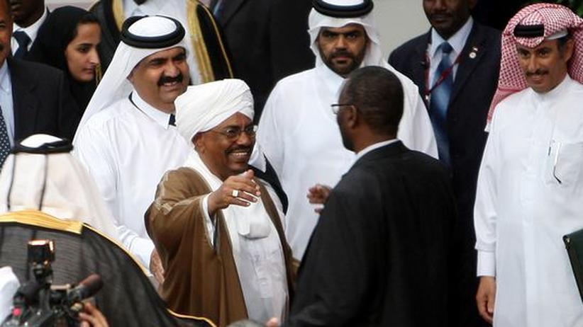 Bürgerkrieg in Sudan: Konfliktparteien in Darfur unterzeichnen Waffenstillstand