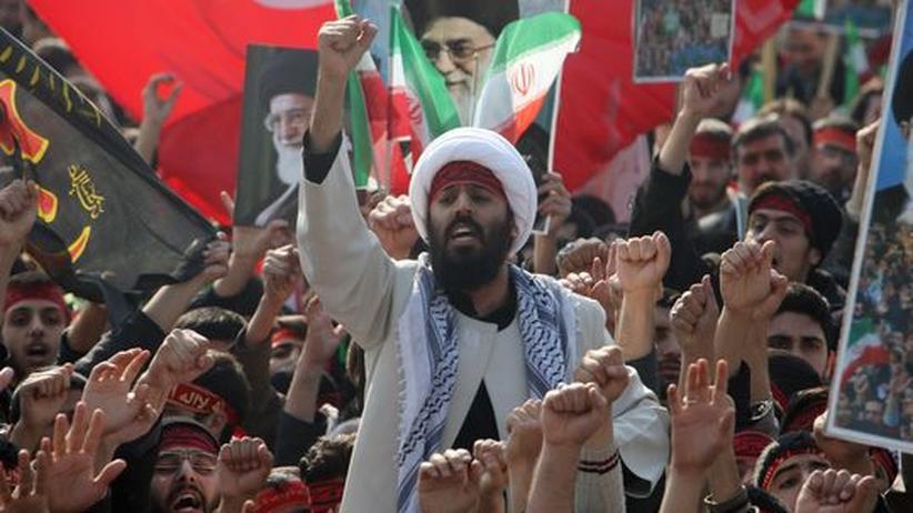 Iran: Feed zu den Protesten im Iran