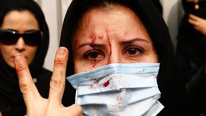 Iran Regime Opposition Hinrichtung