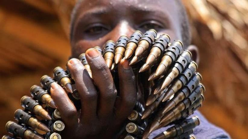 Kindersoldaten: Schulbücher statt Kalaschnikow