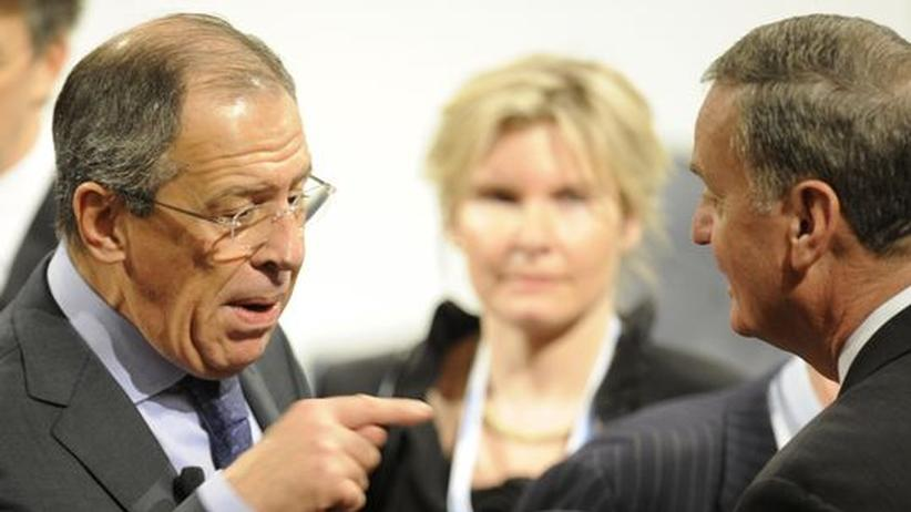 Sicherheitskonferenz: Russland sieht Nato-Osterweiterung als Bedrohung