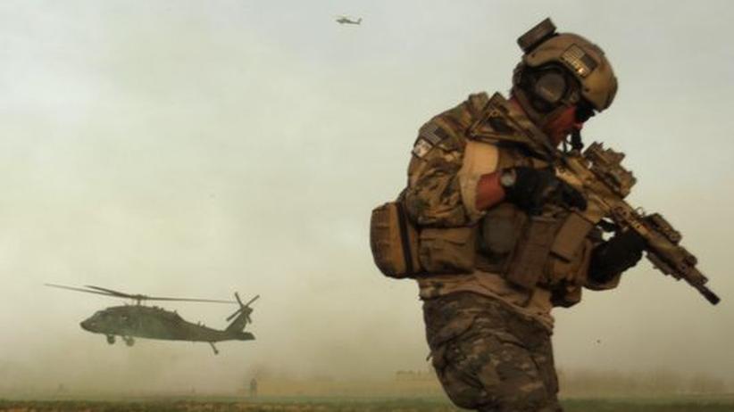 Special Forces Eliteeinheit Spezialkommando