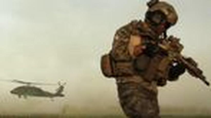 Afghanistan-Mandat: Frieden schaffen unter Waffen