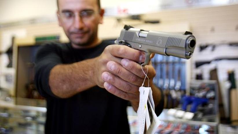 Waffenlobby: US-Bundesstaaten lockern Waffengesetze