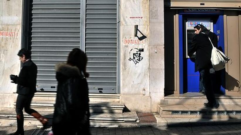 Transparency International: Bargeld, vorzugsweise in Briefumschlägen, brauchen die Bürger Griechenlands, wenn sie die Bürokratie beschleunigen möchten