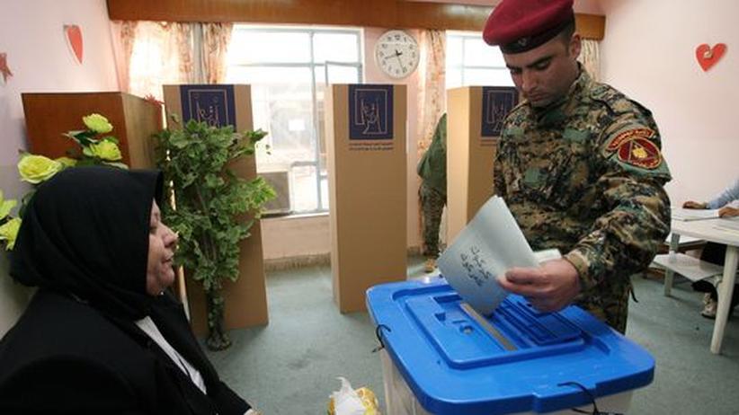 Wahl im Irak: USA befürchten monatelange Regierungsbildung