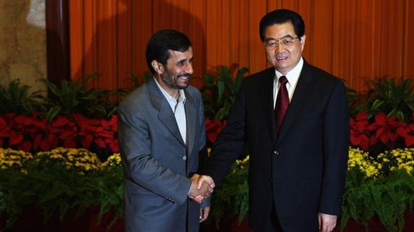 Iranisches Atomprogramm: Warum China mit Sanktionen zögert