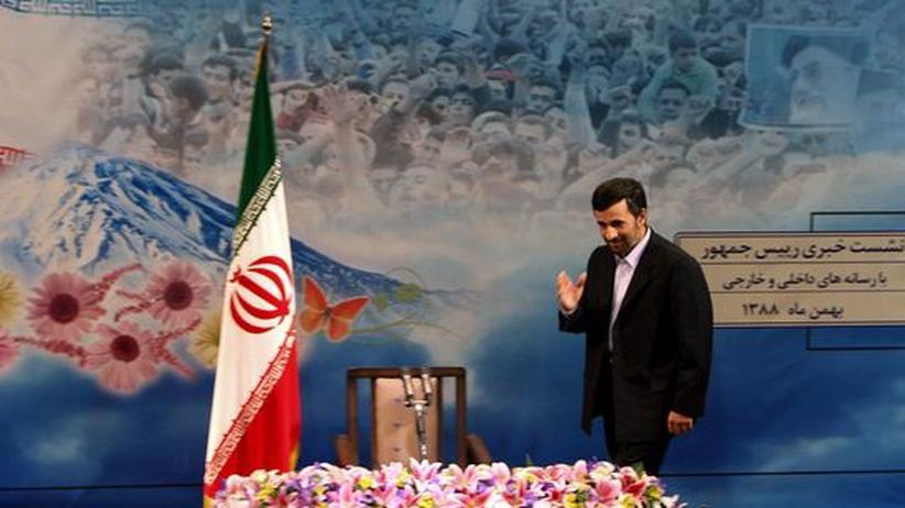 Atomstreit: China und Russland erhöhen den Druck auf Iran