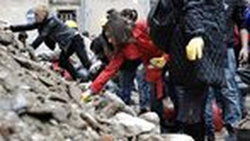 Italien: Berlusconis milde Gaben