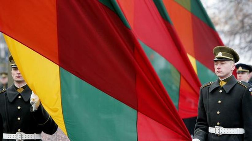 Baltikum: An jedem 13. Januar wird in der litauischen Hauptstadt Vilnius an den Blutsonntag im Jahr 1991 erinnert