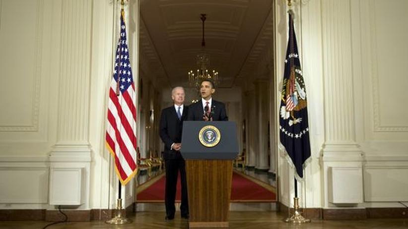 Die Entscheidung: Obamas Triumph