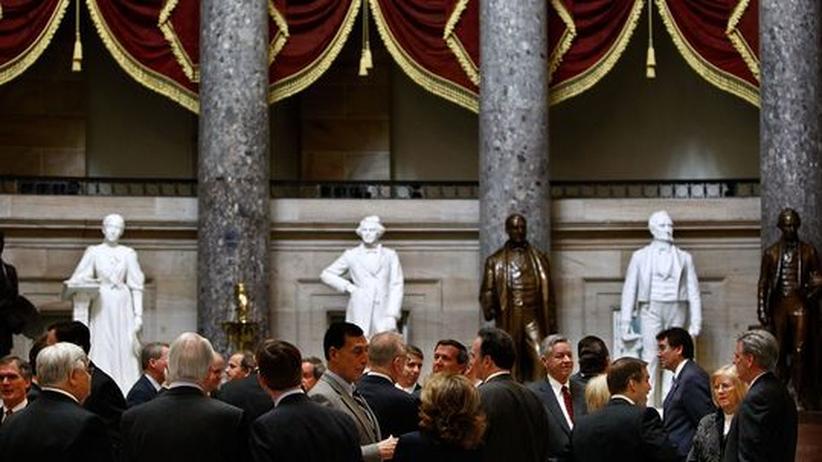 Nach dem Kongressbeschluss: Republikaner wittern ihre Chance