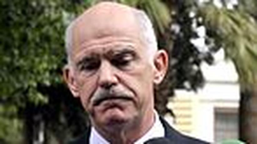 Staatsverschuldung: Papandreous Sparkurs schockiert Griechenland