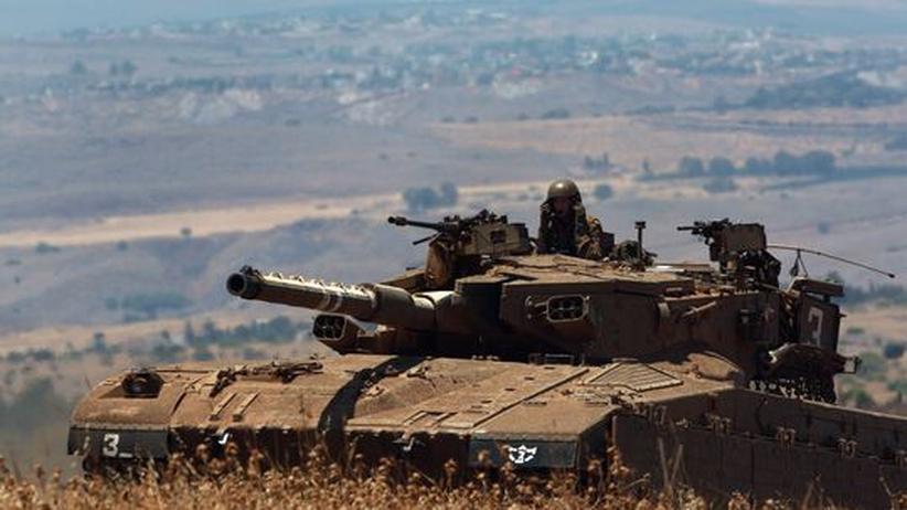 Israel – Syrien: Israel fehlte der Mut zum Friedensschluss