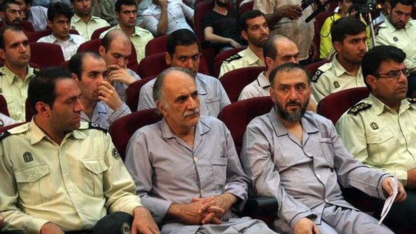 Irans Opposition vor Gericht