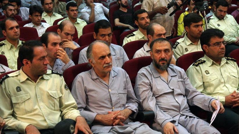 Asyl für Iraner: Aus Berlin nur warme Worte