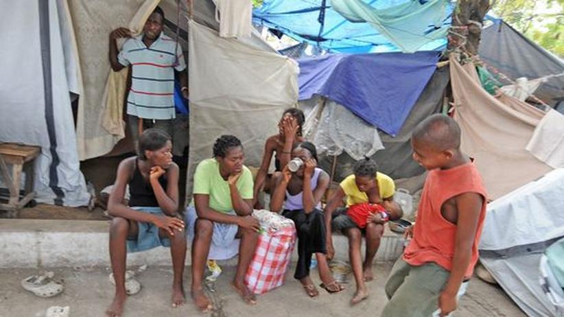 Petion-Ville in Port-au-Prince