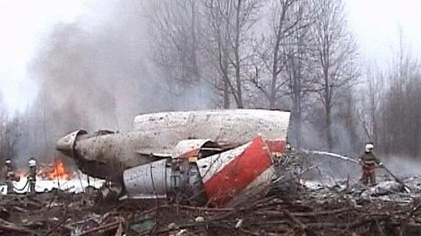 Flugzeugabsturz: Polens Präsident Lech Kaczyński ist tot