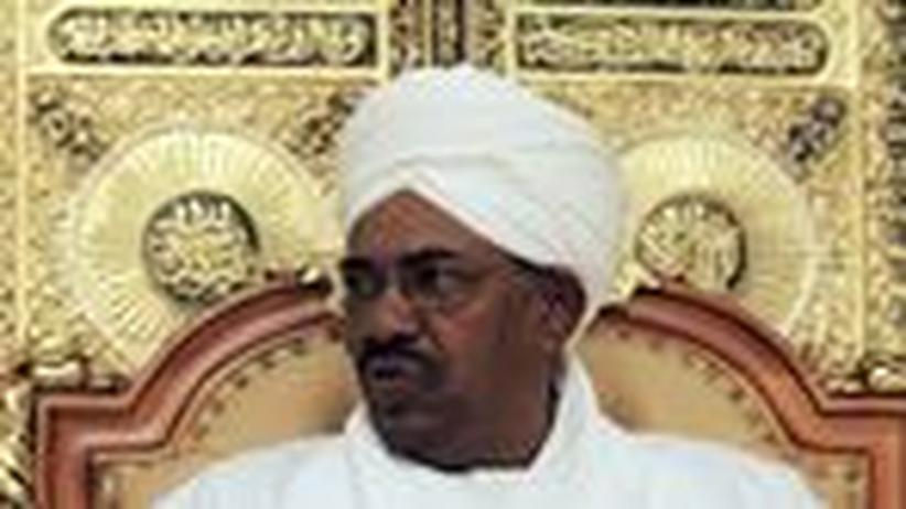 Sudan: Ein Sieger mit Haftbefehl