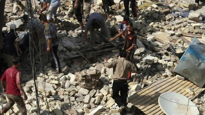 Irak: Weitere Anschlagsserie in Bagdad