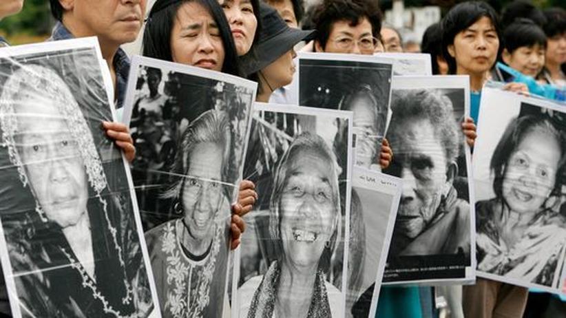Japanische Kriegsverbrechen: Zeuginnen der Anklage