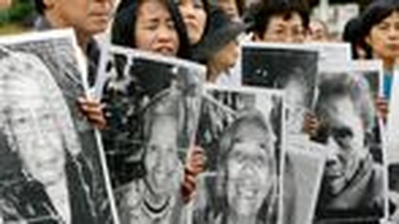 Japanische Kriegsverbrechen: Der hartnäckige Kampf der Sexsklavinnen