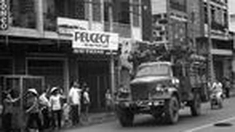 Vietnamkrieg: Das Boot des Hung Ba Le