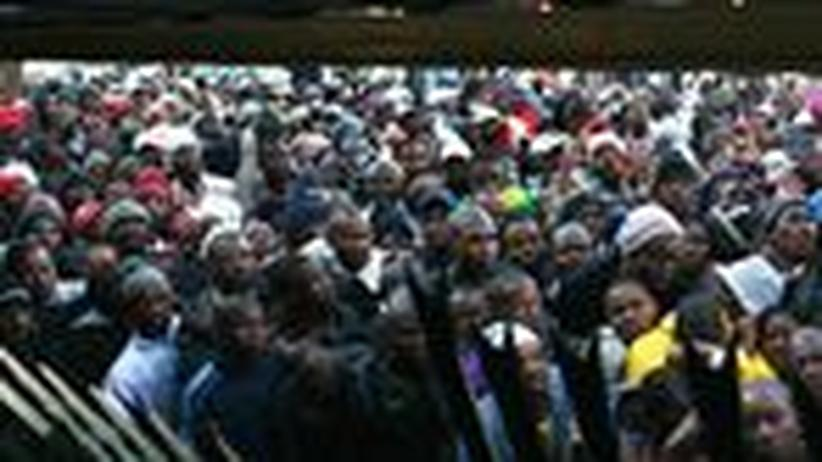 Migranten in Südafrika: Fremdenfeindlichkeit in Südafrika wird zur Zeitbombe