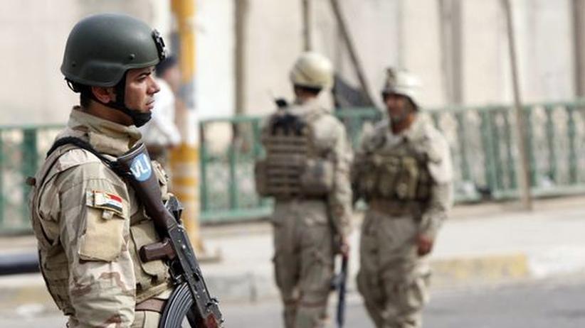 Bis zu 25 Tote bei Terrorangriff im Irak