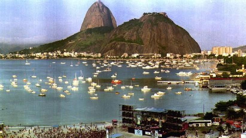 Earth Summit 1992 in Rio