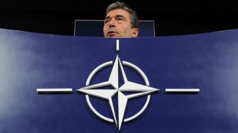 Nato-Generalsekretär Anders Fogh Rasmussen