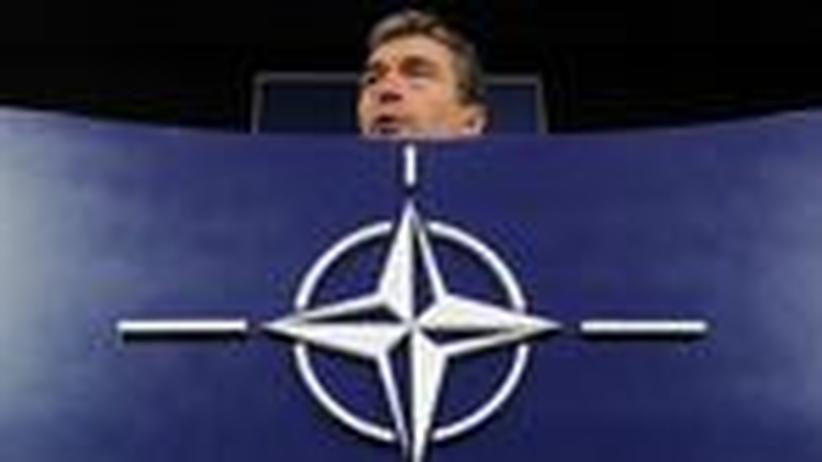 Nato-Strategie: Wo geht's zum Feind?