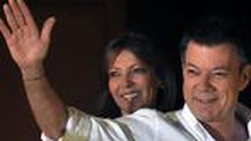 Wahl in Kolumbien: Vorteil für konservativen Uribe-Kronprinzen