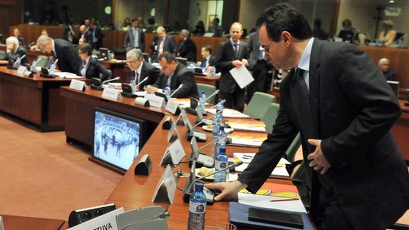 Euroländer: Den Euro sichern, Spekulanten abwehren: Die EU beschloss ein 750 Milliarden teures Rettungspaket