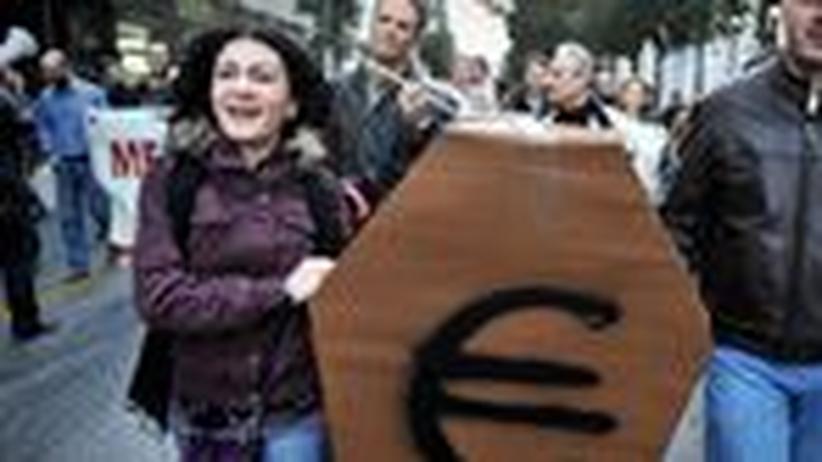 Griechenland-Krise: Die Lehre aus der Griechenland-Krise