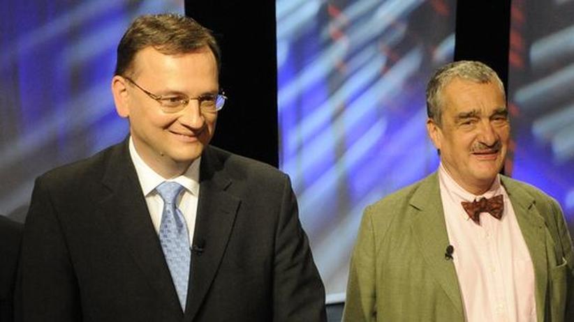 Tschechien: Kein Triumph, keine Aufbruchstimmung