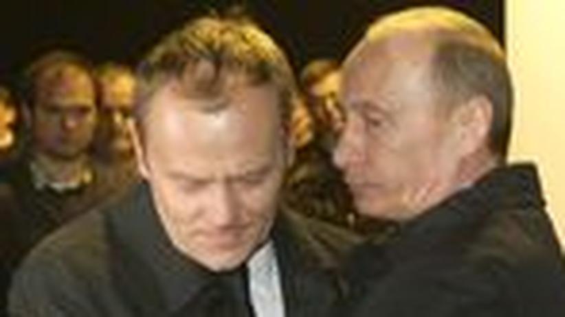 Russisch-polnisches Verhältnis: In Trauer versöhnt