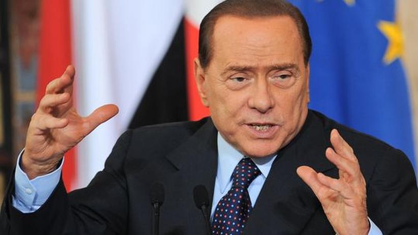 Staatsfinanzen: Berlusconi zwingt Italien zum Sparen