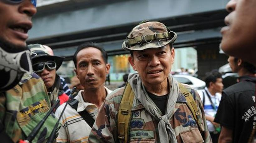 Thailand: Rothemden verlieren Anführer