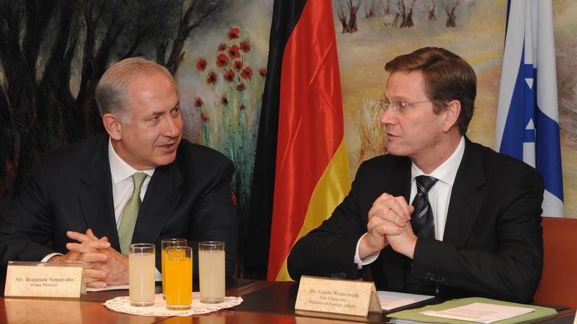 Deutsche Nahost-Politik: Kritisch an Israels Seite