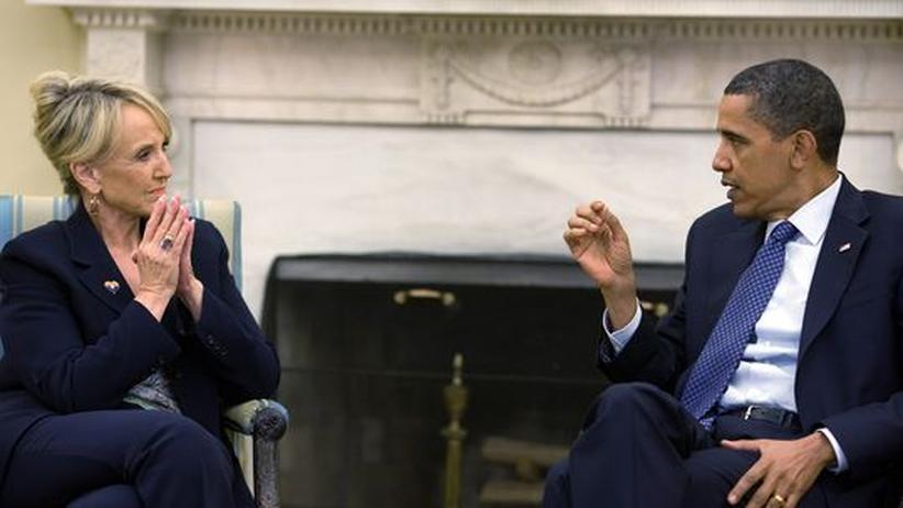 US-Einwanderungspolitik: Obama klagt gegen Arizona