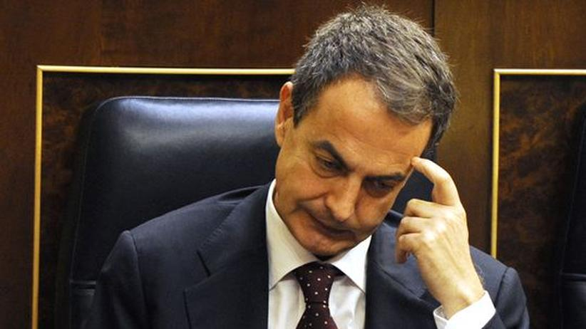 Schuldenkrise: Spaniens sozialistischer Musterschüler hat abgewirtschaftet