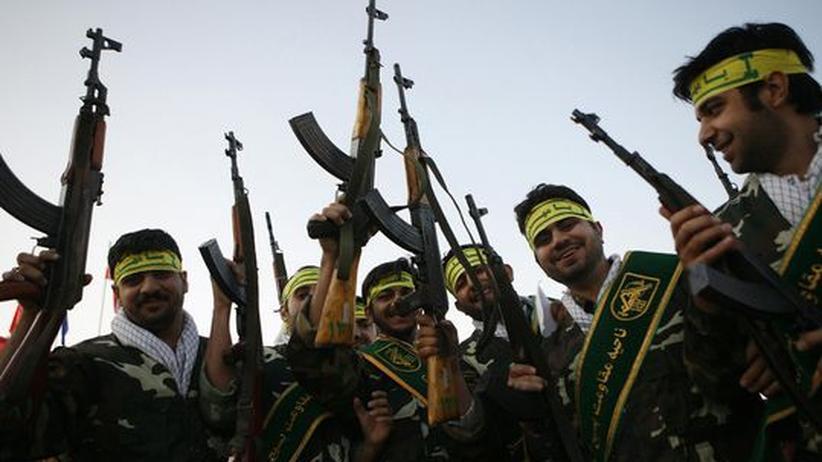 Iran : Irans Revolutionsgarden, ein Staat im Staat