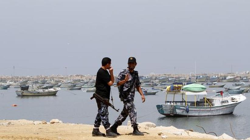 Hamas-Sicherheitskräfte
