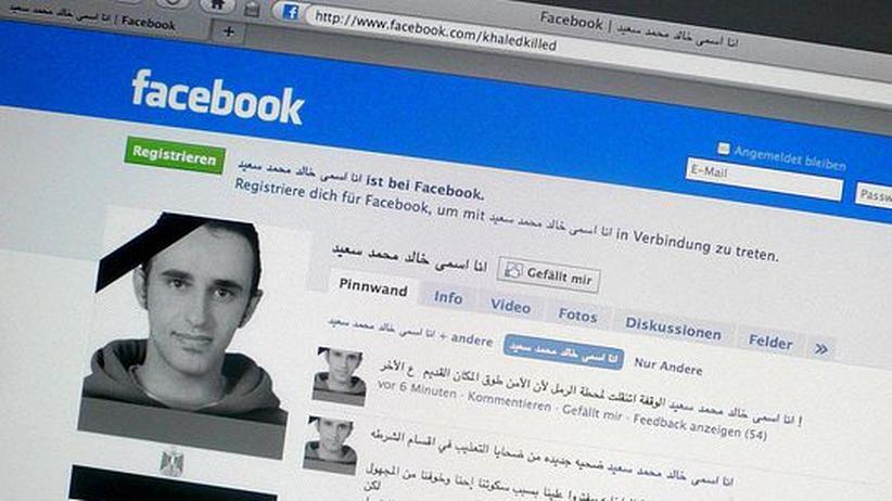 Polizeiwillkür in Ägypten: Auf Facebook erinnert eine Seite an den grausam getöteten 28-Jährigen