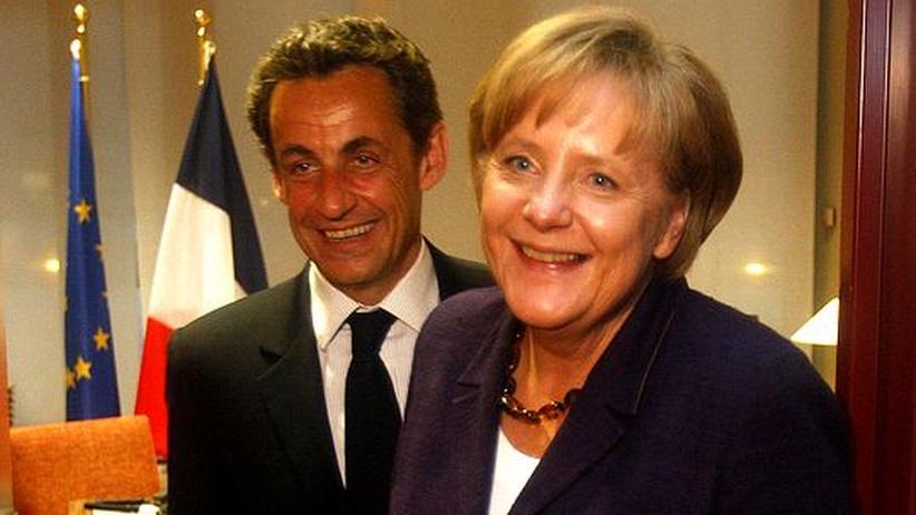 Finanzmarkt: Merkel und Sarkozy dringen auf verschärfte Finanzmarktregulierung